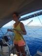 Bezoek uit België in Tahiti en Moorea (november 2015).
