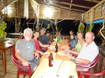 Fakarava met fantastisch bezoek.(mei-juni 2015).