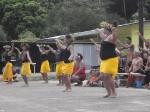Fatu Hiva (Îles Marquises ).