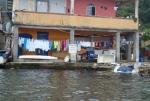 Panamarina en Portobelo.
